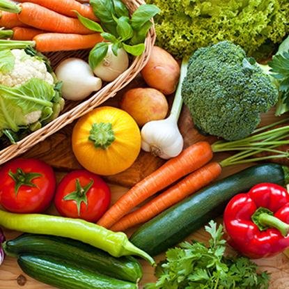 Picture of Australian Fresh Vegetables