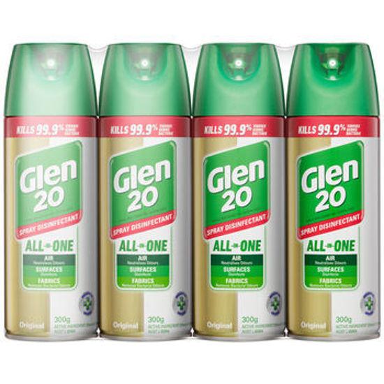 Glen 20 Disinfectant