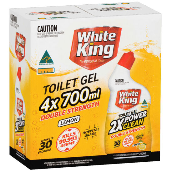 Toilet Gel Lemon