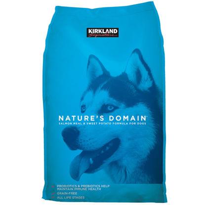 Kirkland-Nature's-Domain-Salmon-Meal-Sweet-Potato-Formula-Dog