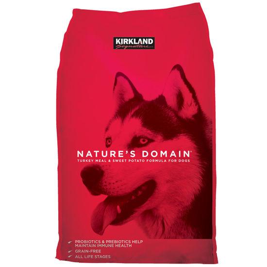 Kirkland-Natures-Domain-Turkey-Meal-Sweet-Potato-Formula-Dog-Food