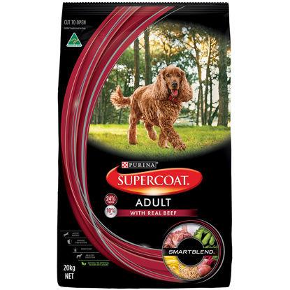 SuperCoat-Adult-Beef-Dry-Dog-Food