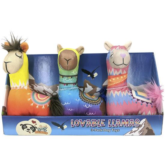 Lovable-Llamas-Dog-Toys